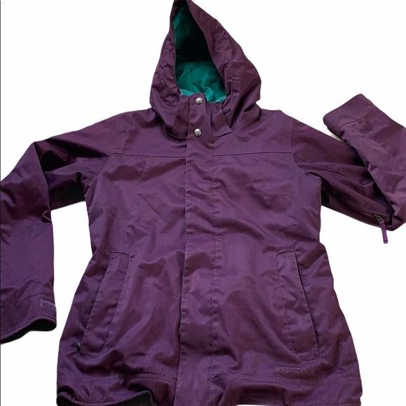 Burton Dry Ride Jacket